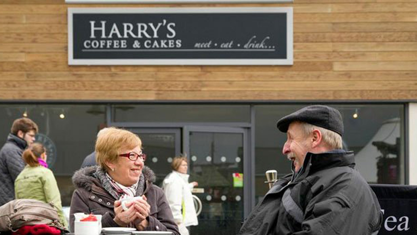 Harry's Coffee and Cakes