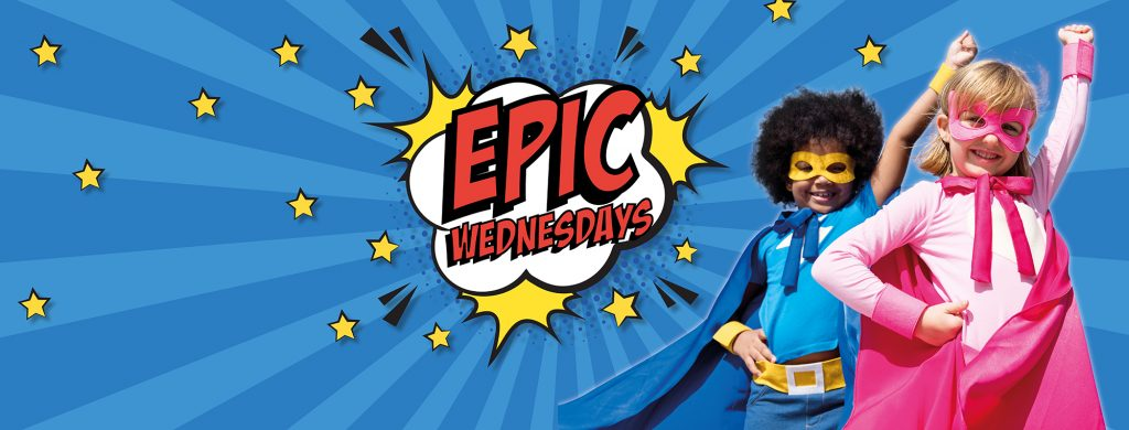 epic wednesdays Clacton