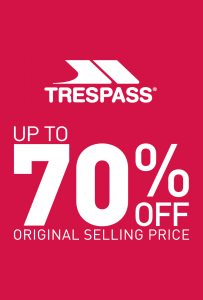 Trespass Sale