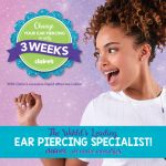 Claires Accessories Ear Piercing Specialist 2018