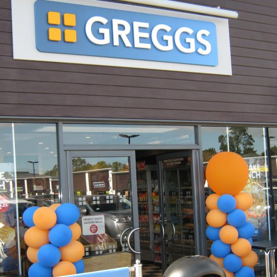 Greggs Clacton Shopping Village