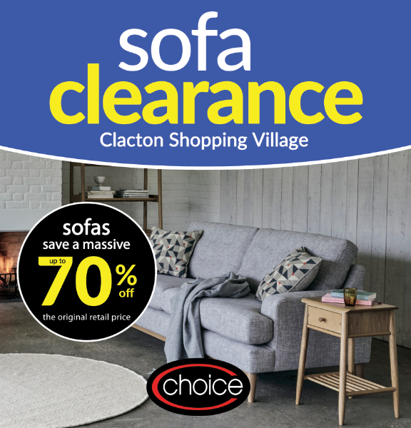 Choice Sofa Clearance