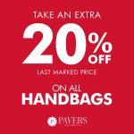 Handbags 20% A4 Pavers_900x900